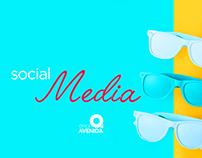 SOCIAL MEDIA - ÓTICA AVENIDA 2018/1