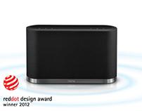 iHome iW1 AirPlay Wireless Speaker