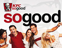 App Facebook - KFC soGood