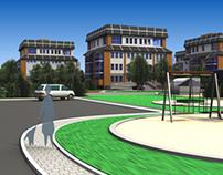 Masterplan - Residential Complex
