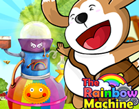 The Rainbow Machine Video Game