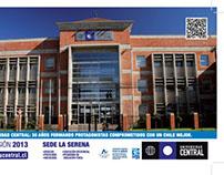 Admision UCEN La Serena