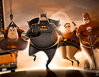 Fat Heroes (DC)