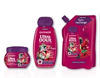 Garnier Ultra Doux - Nouvelle gamme