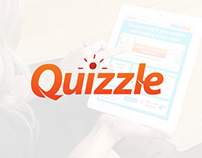 Quizzle - Website Design