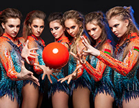National Team of Belarus in Rhythmic Gymnastics