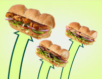 Subway Eat Fresh TV Commercial