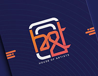 H & T House of artists | Branding