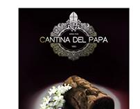 Cantina del Papa - Branding