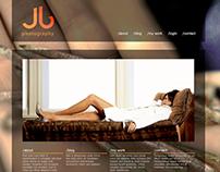 Photographers website