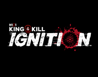 H1Z1 King of the Kill Game Modes Logos