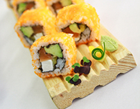 Sushi - Fotografía Culinaria