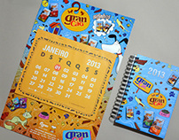Gran - Diary and calendar