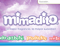 Mimadito Web Page
