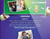 Samsung aplicación Facebook