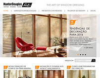 Layout Blog Hunter Douglas Luxaflex