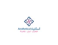 Aesthetica logo Concept Preview (2)