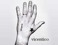 """Vicentico """"Cinco"""" - Pieza Para InpulseDM"""