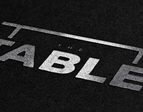 The Table: Logo and Identity