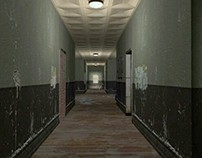 Half Life 2 Apartment - Raven Art Test