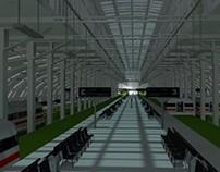 German Maglev Station -WIp/Unfinished
