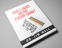 Book Cover Design for Dr. Jim Wall