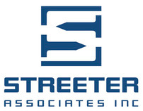 Streeter Logotype: Custom Type