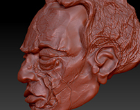 Having fun in Zbrush