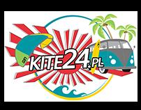 Grafika reklamowa `Kite24`