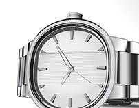 Nixon Watch Illustration