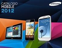 Catálogo 2012 Samsung Smartphones, Notes y Tablets