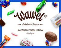 Wawel's catalogue concept