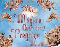 Promocional: Espetáculo Megera Quem Dera!