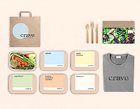 Crave Delivery Repackaging Proporsal