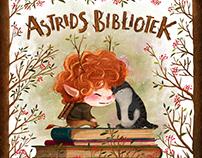 Astrids bibliotek