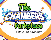 Chambers Logo and Flyer