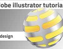 How to design 3d logo in Adobe Illustrator