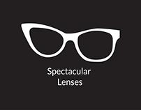 Spectactular Lenses Logo