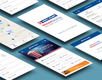 HDFC Bank App Redesign