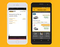 Rentcars.com - Mobile App