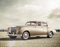 Rolls Royce - CGI 3D