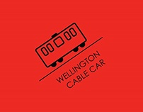 Wellington Cable Car Re-branding