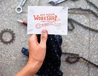 Bike repair workshop