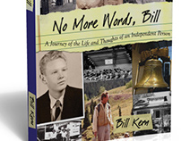 No More Words, Bill (Website & Book Launch)