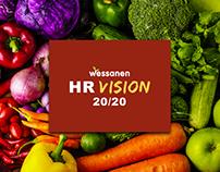 Wessanen HR Vision Campaign