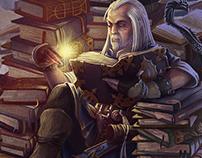 Ezren Pathfinder Iconic Mage