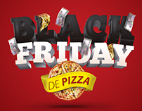 Black Friday | La Repizza