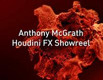 Anthony Mcgrath - Houdini FX Showreel