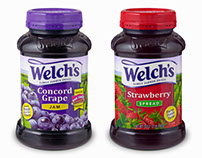 Welch's Packaging Redesign