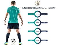 App Soccer B-Coach - Scout e Match Analysis